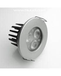 12VDC Himmennettävä LED-Spotti 3000K 8,4W IP44 CL06