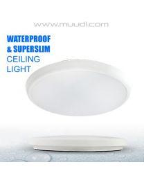 Himmennettävä Pyöreä LED Plafondi 3000K 18W IP54 AL09