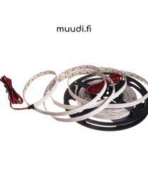 Roiskevesisuojattu Led-nauha 24V 14.4W/m IP65 4500K NA70