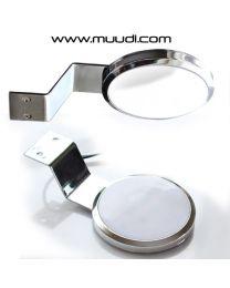 Pyöreä 1.6W Cabinetti LED IP44 12VDC