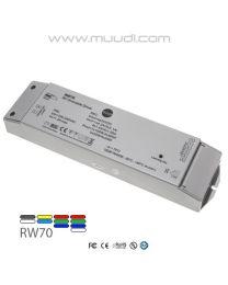 RF Muuntaja / Vastaanotin himmennin 24VDC RW70