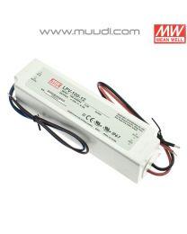 Mean Well Led Virtalähde 100W 12VDC IP67 MU64