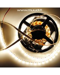 Led-nauha 12V 4.8W/m IP20 3000-3200K NA35