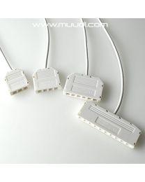 Jakotukki 3, 4, 6 tai 10 LED