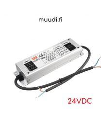 Mean Well Led Virtalähde 150W 24VDC MU87