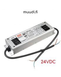 Mean Well Led Virtalähde 200W 24VDC MU88