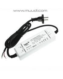 Led Virtalähde Pistotulpalla 90W 12VDC