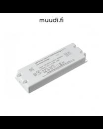 Painonappi ja DALI himmennettävä LED Virtalähde 25W 12VDC DP16