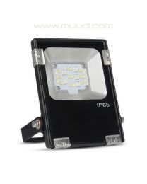 2.4G MiLight RGB+CCT LED Valonheitin 10W IP65 FL08