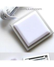 Pinta asennettava RGB Cabinetti LED 1.8W 12VDC CB09