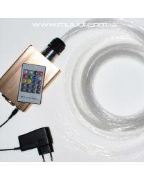 RGB LED Valokuitusarja 3W LK11