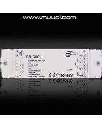 LED Virtavahvistin DC12-36V 4x5A PR01