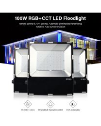 2.4G MiLight Valonheitin RGB+CCT 100W IP65
