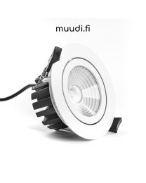 Himmennettävä High-CRI LED-Spotti 3000K 13W IP65 CL17