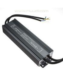 Painonappi + DALI himmennettävä LED Virtalähde 200W 12VDC DP03