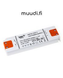 Led Virtalähde 30W 12VDC MU54