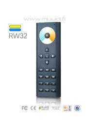 Langaton RF kaukosäädin Värilämpö 1-6 kanavaa RW32