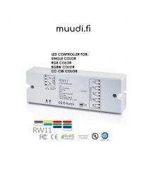 RF Vastaanotin himmennin 12-24VDC RW11