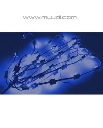 LED Moduuli 0,36W 12V Eri värejä