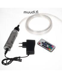 Mini LED Valokuitusarja valkoinen 3W