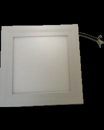 Värilämpötilasäädettävä LED Paneeli 12W 24VDC IP44 LP45