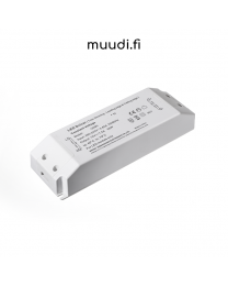 TRIAC Himmennettävä LED Virtalähde 90W 12VDC DD55
