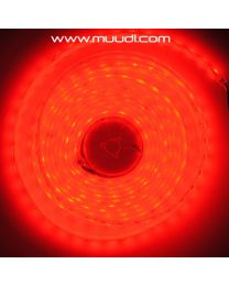 Vesitiivis Led-nauha 24V 14.4W/m IP68 Punainen NA72