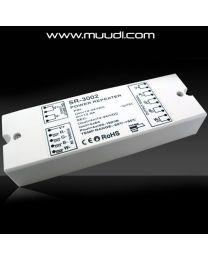 LED Virtavahvistin 12-24VDC 4x8A PR02