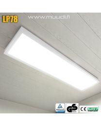 Valkoinen LED Paneeli 36W 300x1200 LP78